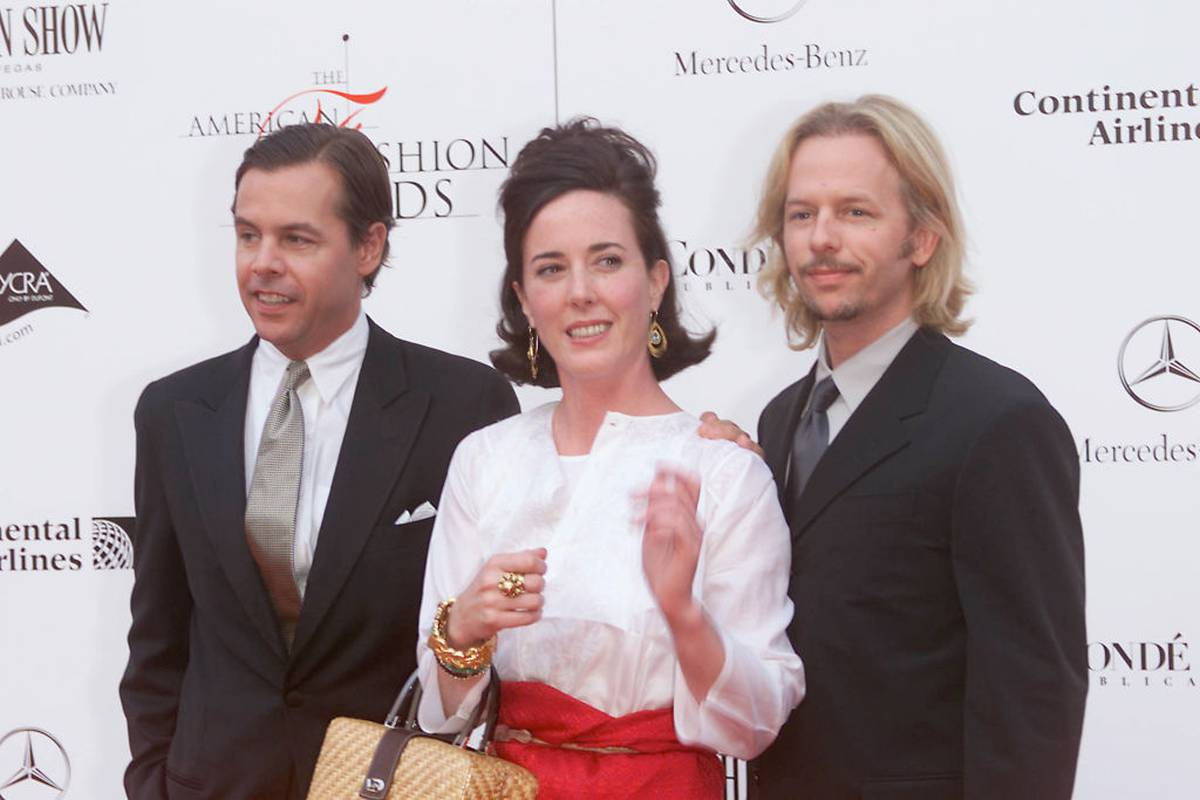Brother In Law Of Fashion Designer Kate Spade Opens Up About Her Suicide Nz Herald