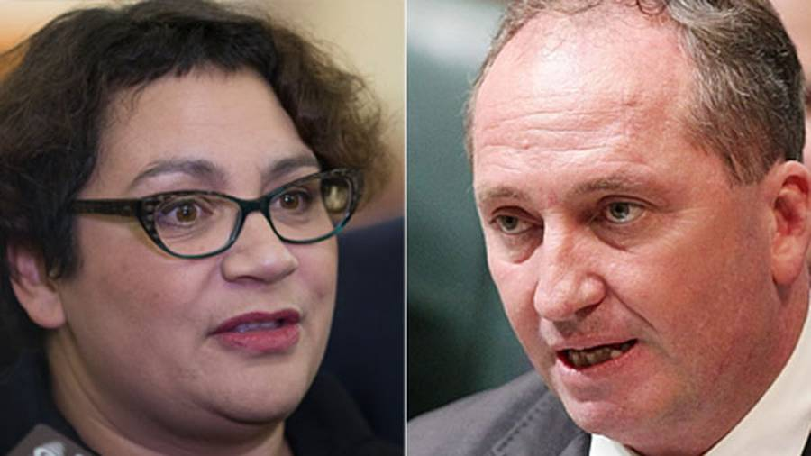 Barnaby Joyce Has The 2nd-Most Nominations For Kiwi Of The Year