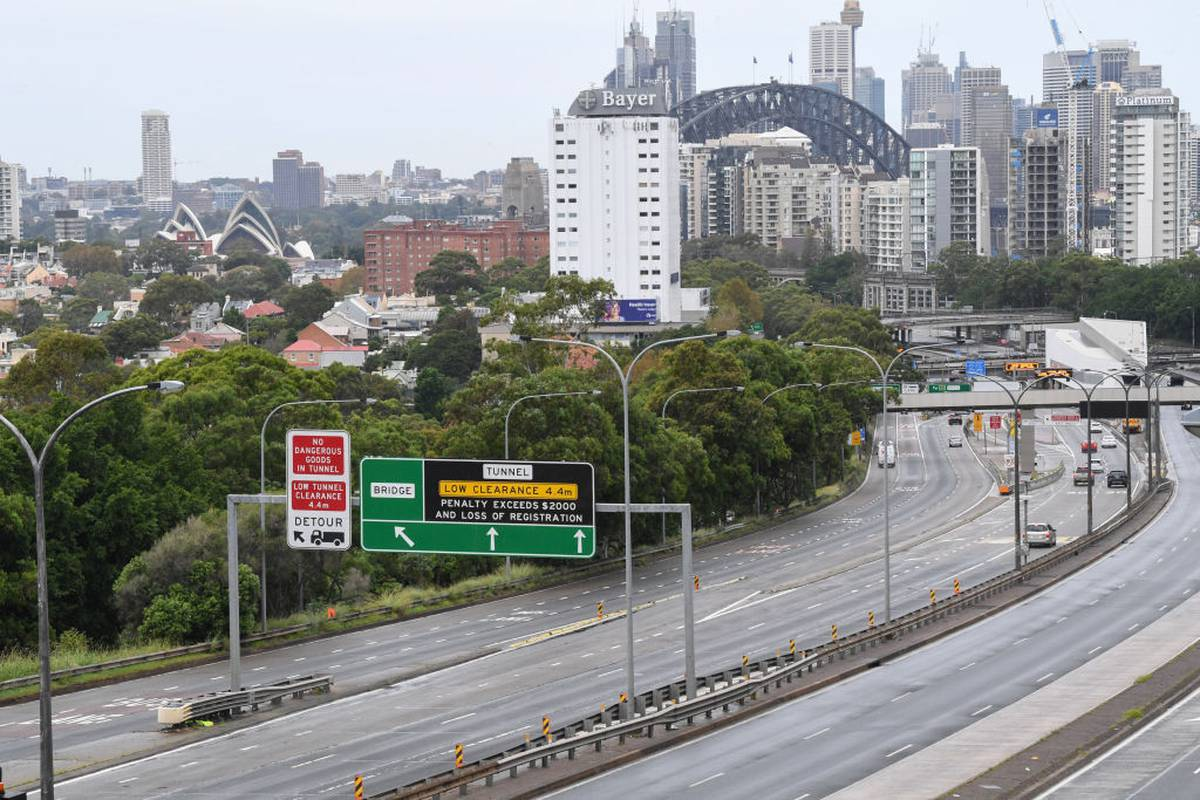 Covid 19 coronavirus: Expert says Australia 'on cusp' of virus dying out