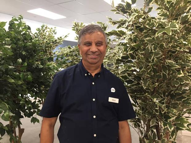 Managing director Vinod Kumar, who cut his teeth at Mitre 10 and created the Nido concept. He says the megastore in Auckland has a $60m budget. Photo / file