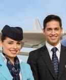 Hi Fly crew will be used when Air New Zealand charters planes from the company. Photo / Supplied