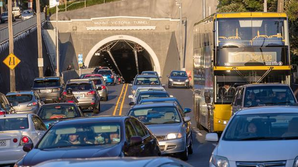 National to launch campaign over second Mt Vic tunnel for Wellington