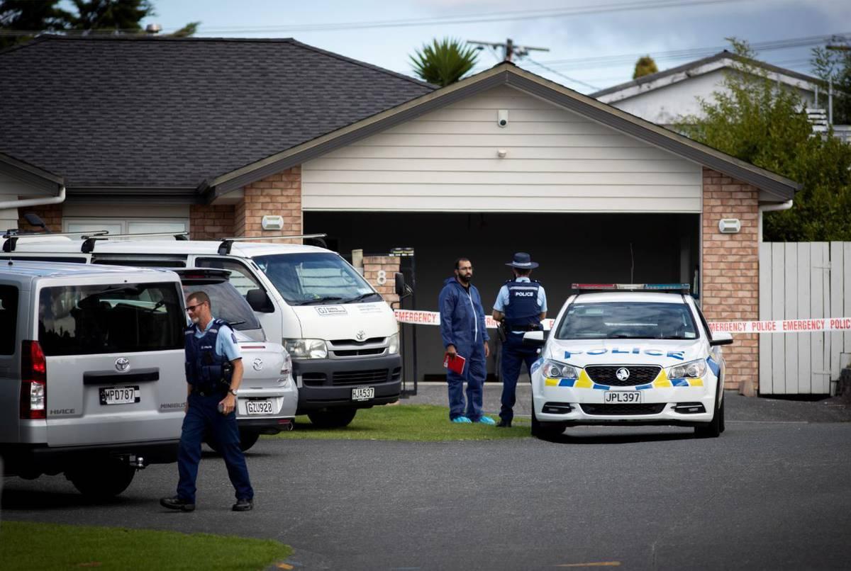 Desert Rd human remains: Man at centre of homicide investigation named