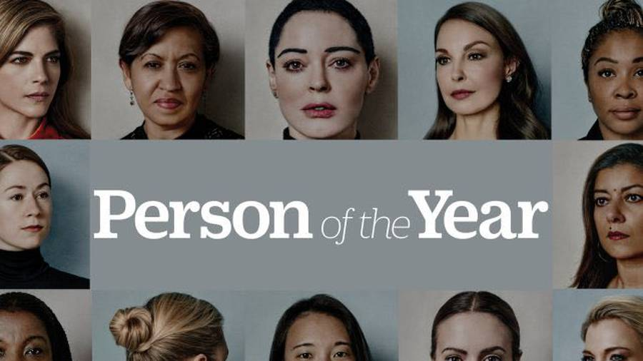 #MeToo- 'The Silence Breakers' are TIME's person of the year
