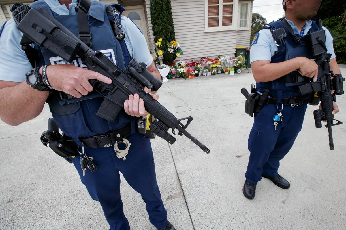 George Floyd and the failed US example: Greens call Armed Response Teams trial 'a mess', call to rule it out