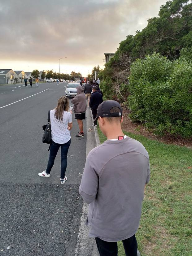 Another line at the Papakura branch. Photo / Supplied