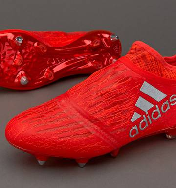 32437815d Adidas' new X16+ PURECHAOS boots are designed for speed merchants.