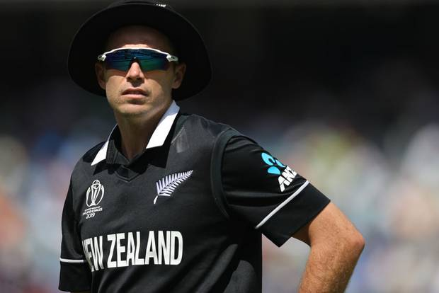Black Caps bowler Tim Southee is set to miss the World Cup opener. Photo / Getty