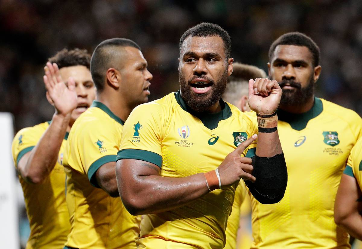 2019 Rugby World Cup: Australia overcome massive scare from Fiji