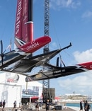 The America's Cup could wing its way to Auckland.