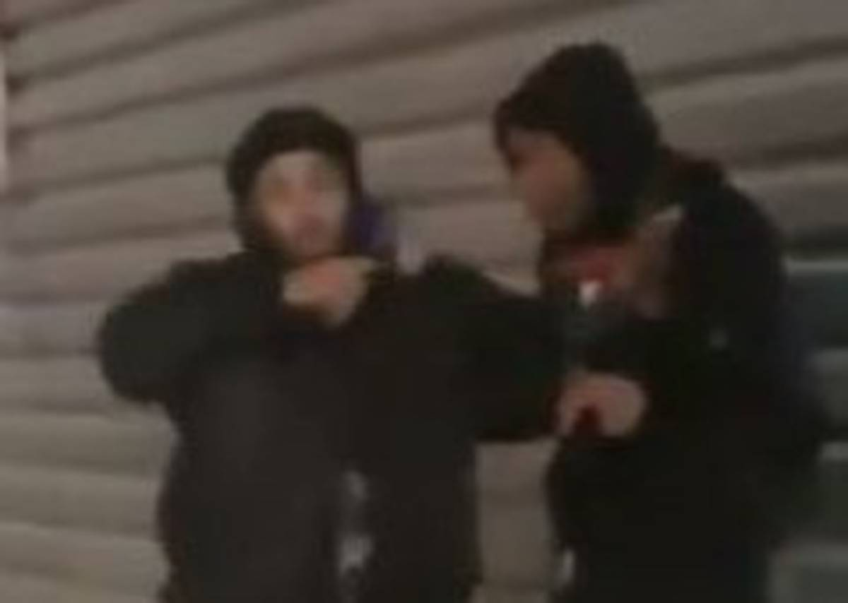 New York police under fire after 'disturbing' footage shows arrest of young black man