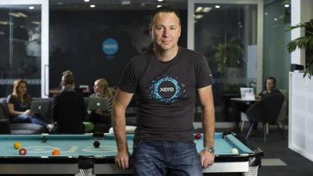 Xero Australia managing director Trent Innes. Photo / Supplied