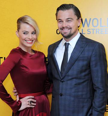 Margot Robbie reveals 'embarrassment' during Wolf of Wall