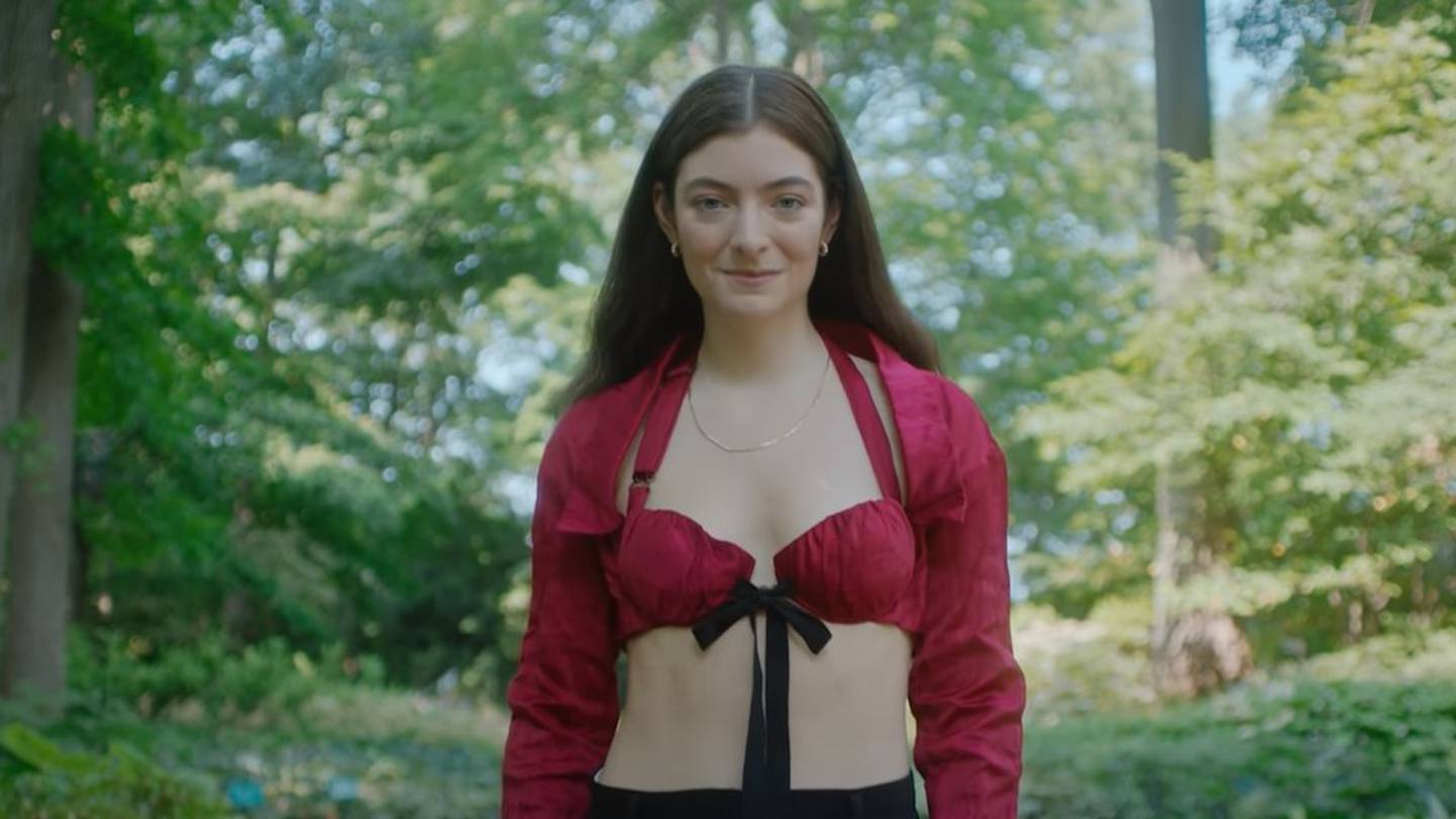 Lorde is down to play at Western Springs on March 5.