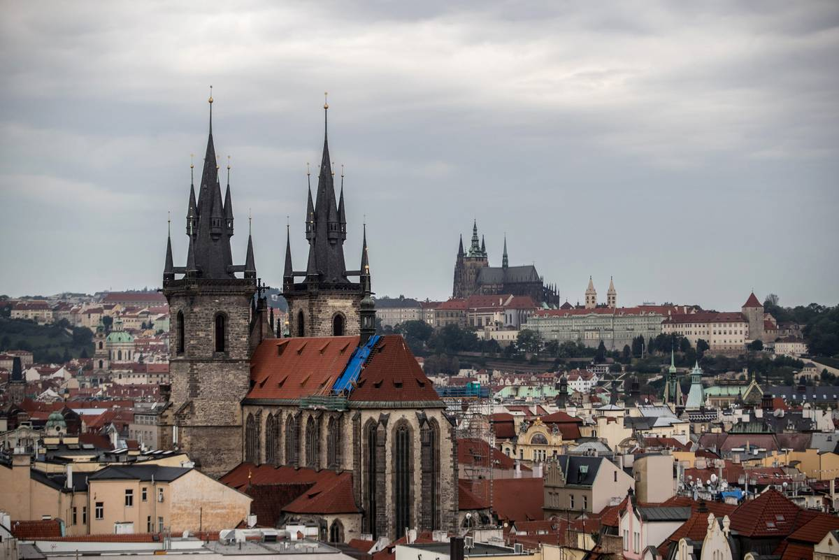 Airbnb ghost city: Prague seeks to rein in tech giant
