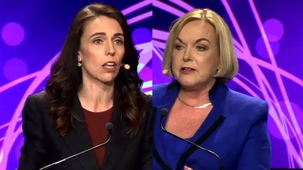 Jacinda Ardern has dropped in the preferred PM stakes while Judith Collins is steady.