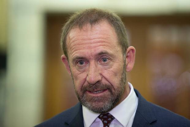 Justice Minister Andrew Little said if police were willing to trace the source of the suppression breach in New Zealand they could be prosecuted. Photo / Mark Mitchell