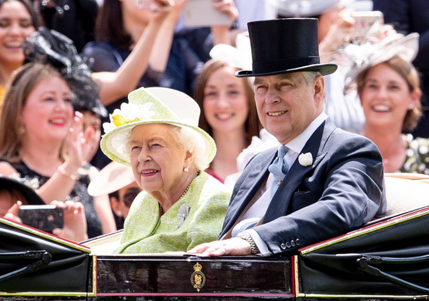 The Queen is footing the legal bill. Photo / Getty Images