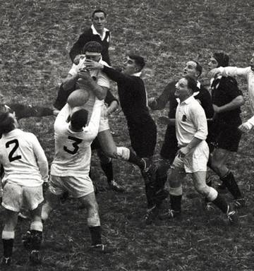 The Vault: 1967 - Royal Rugby by All Blacks - NZ Herald