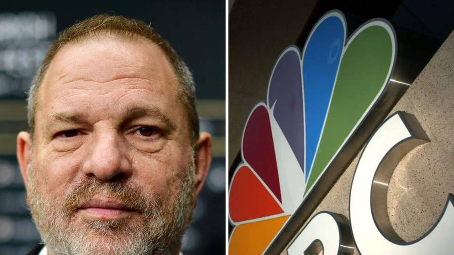 NBC News president defends losing Weinstein story
