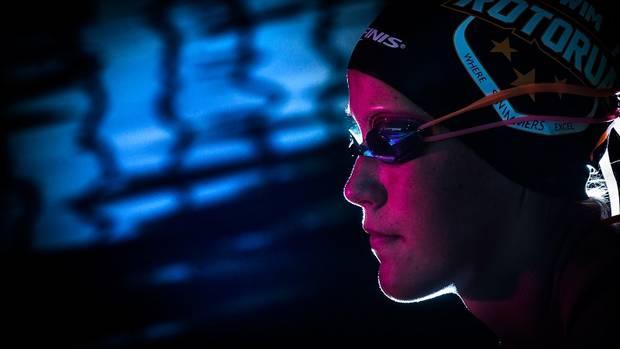 Swim Rotorua's Emily Spear has had a hot start to 2019. Photo / Stephen Parker