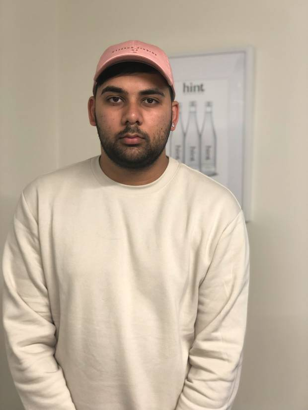 Natural Sugars New Zealand social media manager Raman Mahi, 21, says older colleagues are keen to learn more about social media. Photo / Supplied