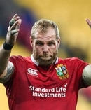 James Haskell of the Lions. Photo / Getty