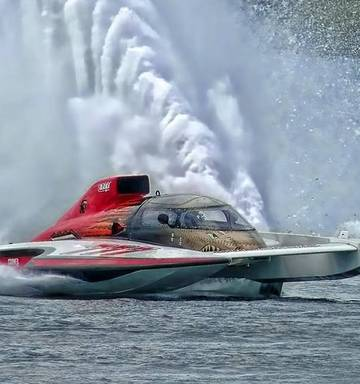 Hydroplane: Tension as new craft get ready for action - NZ Herald