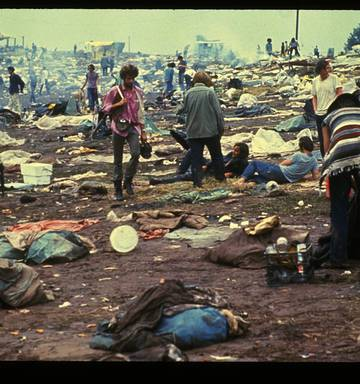 The Vinyl Word: How Woodstock changed the world - NZ Herald