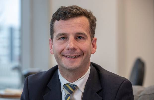 David Seymour plans to amend his bill to allow euthanasia only for those who will die anyway within six months. Photo / File