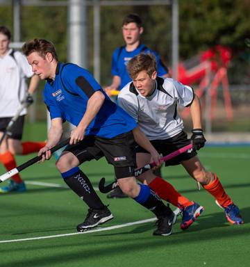 Whanganui Poised For Glory At Nz Association Under 18 Hockey