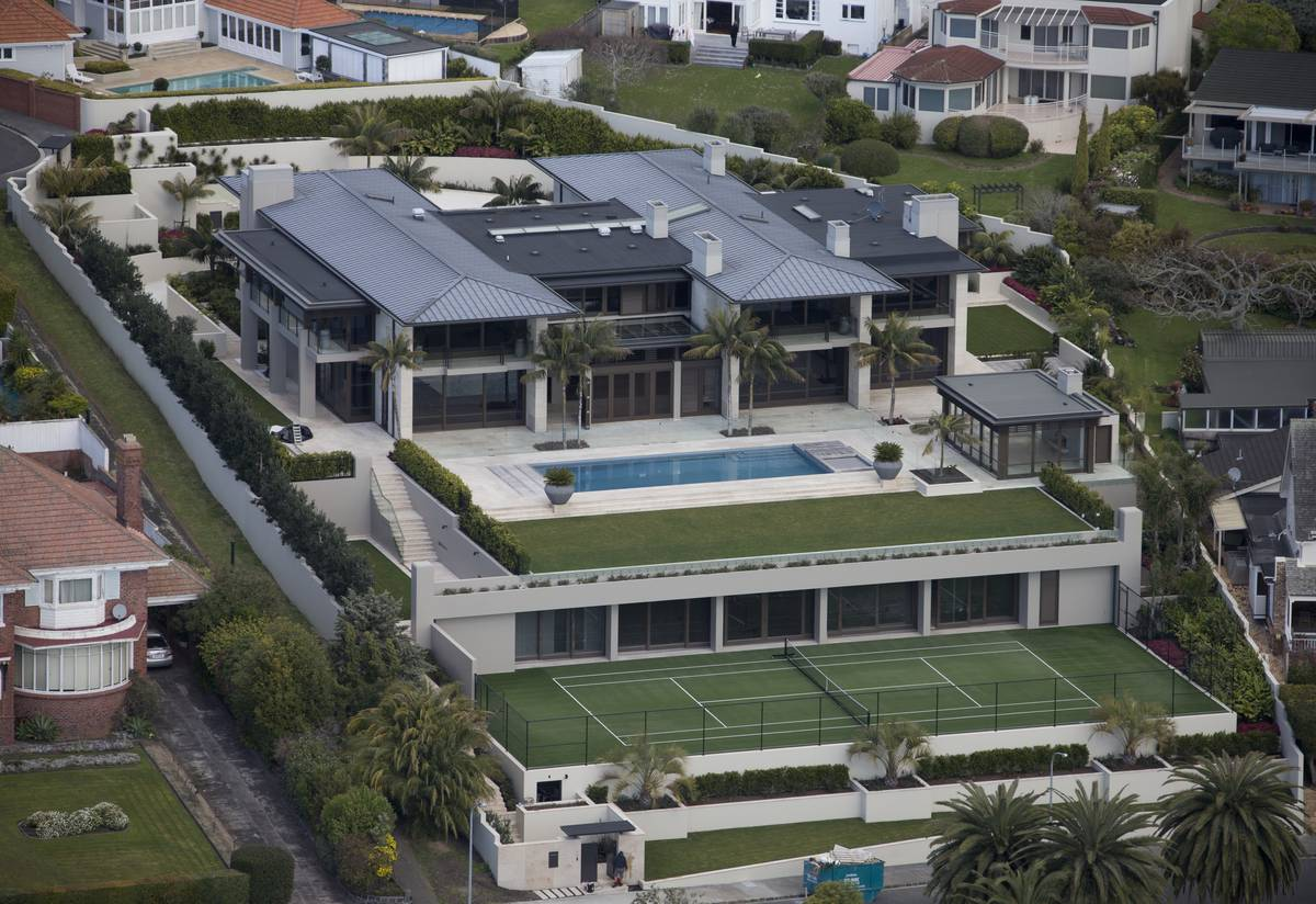 Nz Herald: Auckland's Most Expensive Homes