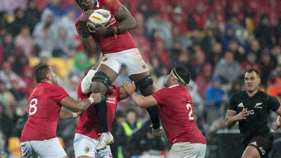 British & Irish Lions name an unchanged squad for series decider