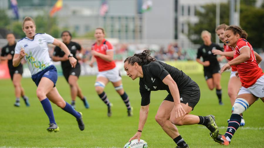 Black Ferns beaten in sevens quarter-final