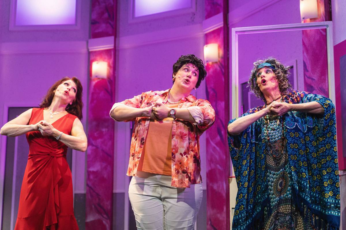 Hot flushes? Menopause the Musical coming to Royal Wanganui Opera House next month