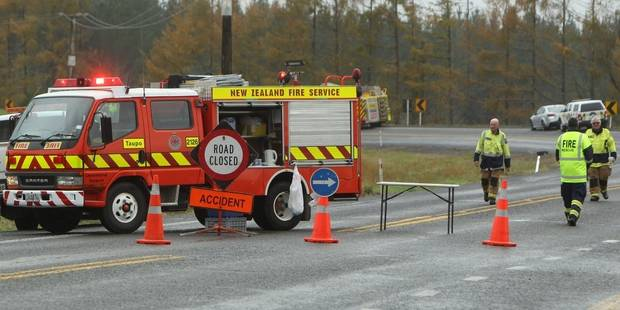 Several killed in serious crash on State Highway 1 south of Rotorua