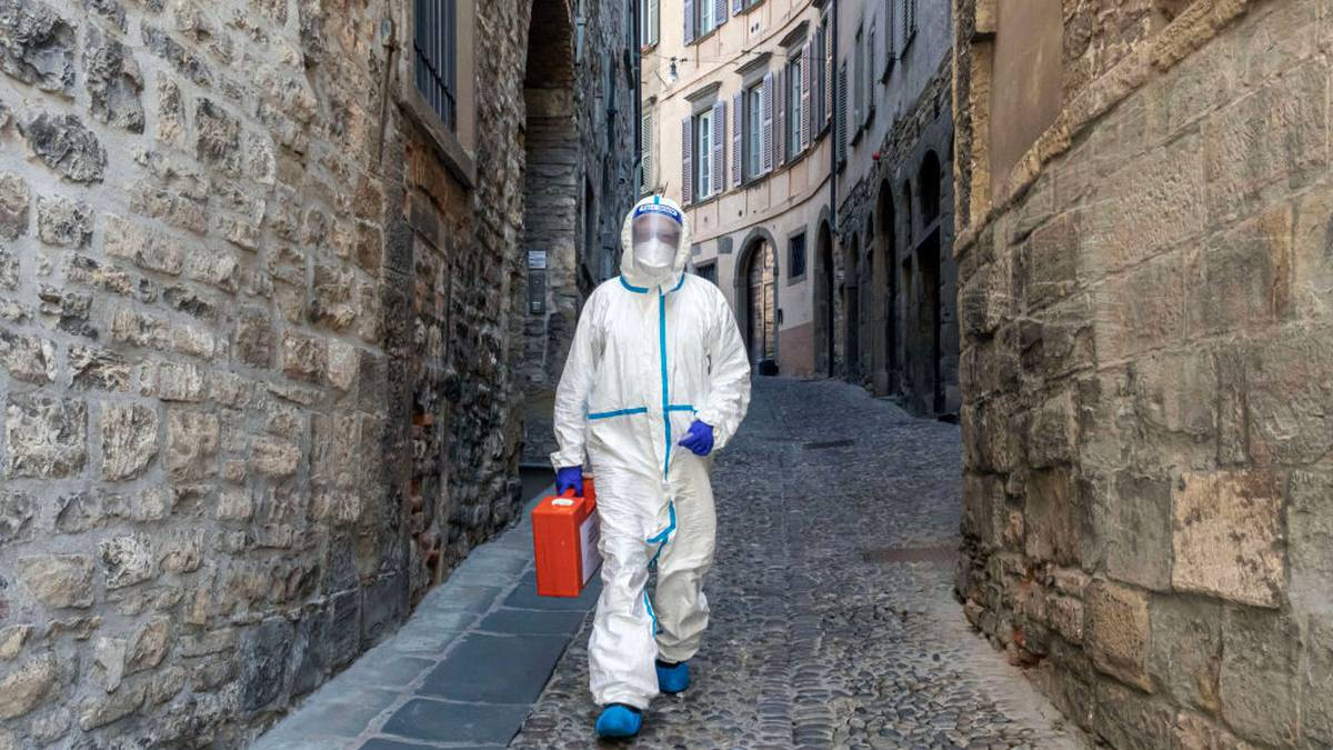 Covid 19 coronavirus: 'Tragic error' caused pandemic to decimate Italian city of Bergamo - NZ Herald