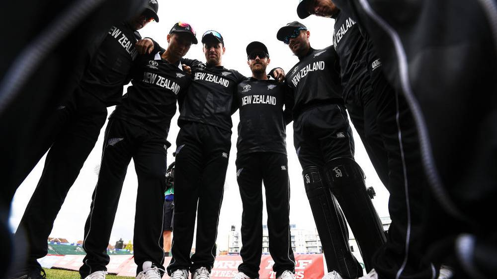 2019 Cricket World Cup: Behind the scenes with the Black