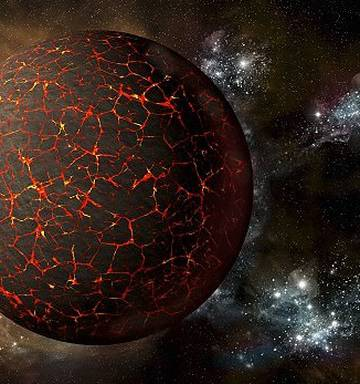 Conspiracy theorists claim mysterious planet Nibiru will trigger