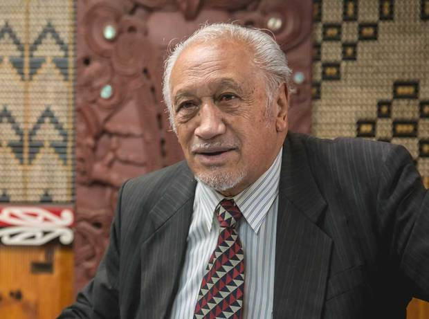 Te Arawa Lakes Trust chairman Sir Toby Curtis. Photo / Supplied by Te Arawa Lakes Trust