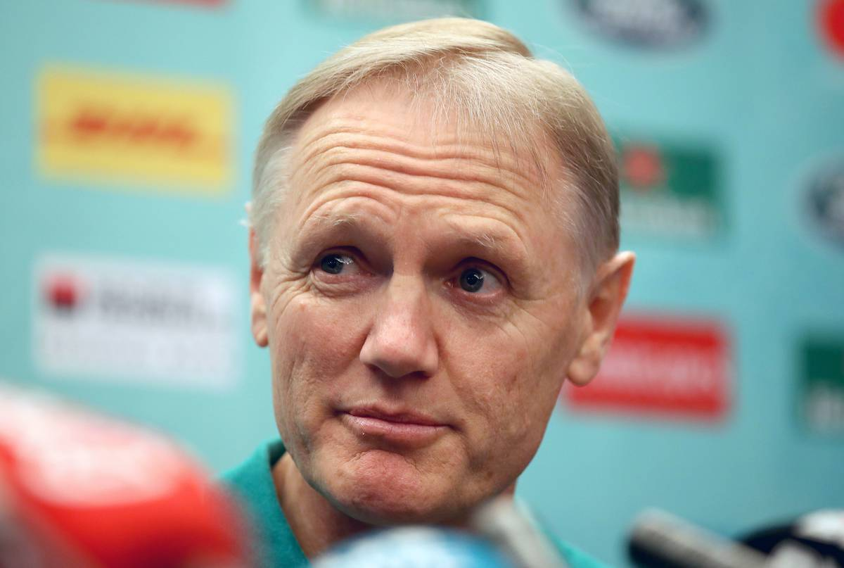 2019 Rugby World Cup: Ireland coach Joe Schmidt admits his team still fears the All Blacks