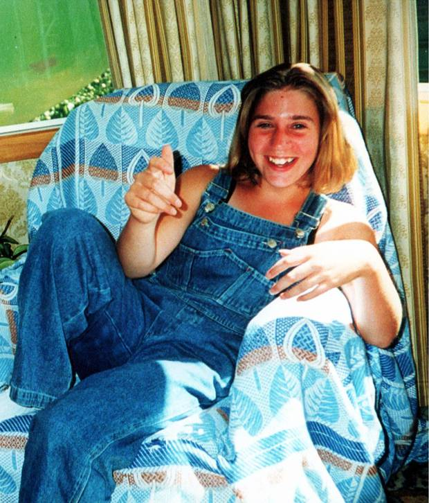 Kirsty went missing on New Year's Eve, 1998. Photo / Supplied