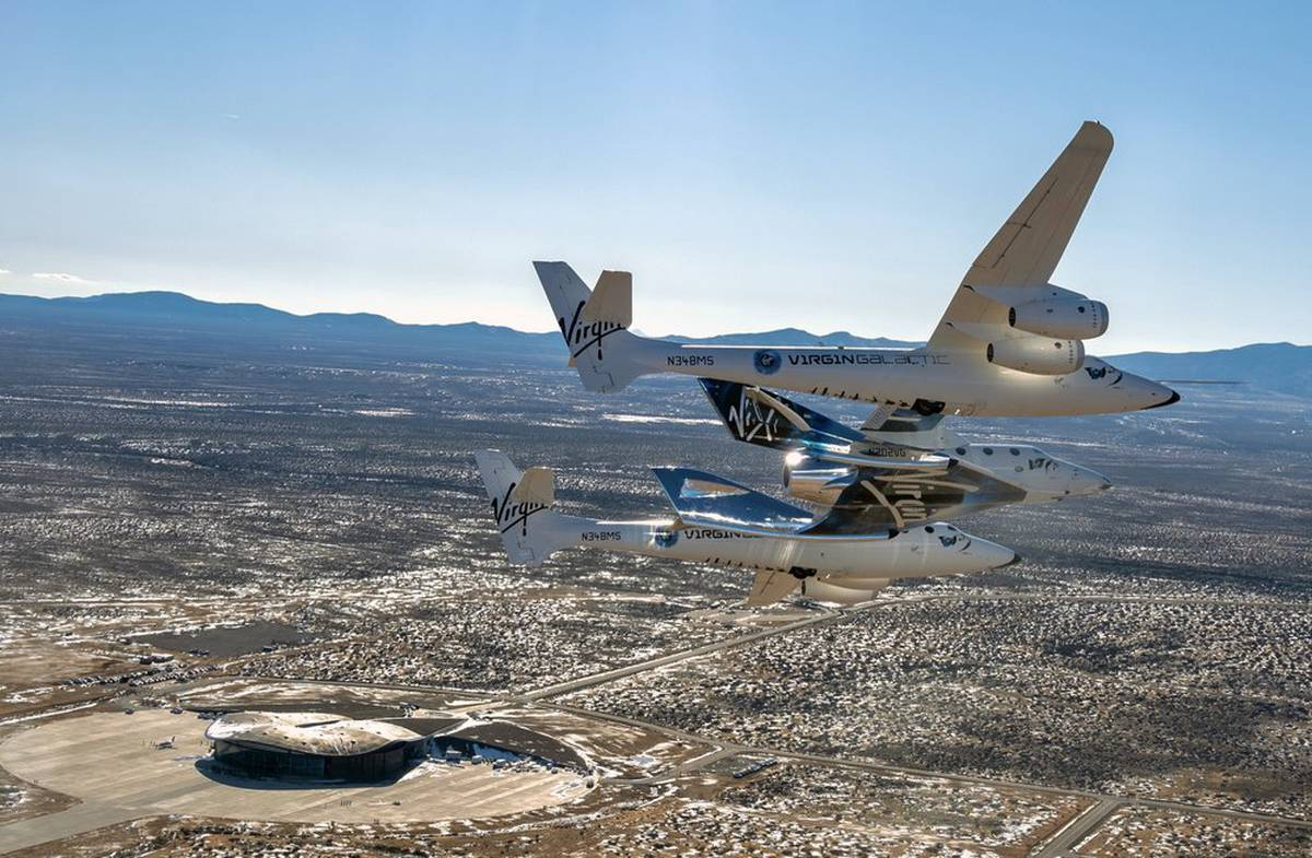 Virgin Galactic space tickets: interest soars to new heights