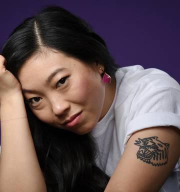 Crazy Rich Asians star Awkafina talks death, Chinese culture