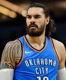 Steven Adams is having a career-season with the Oklahoma City Thunder. Photo / Getty Images