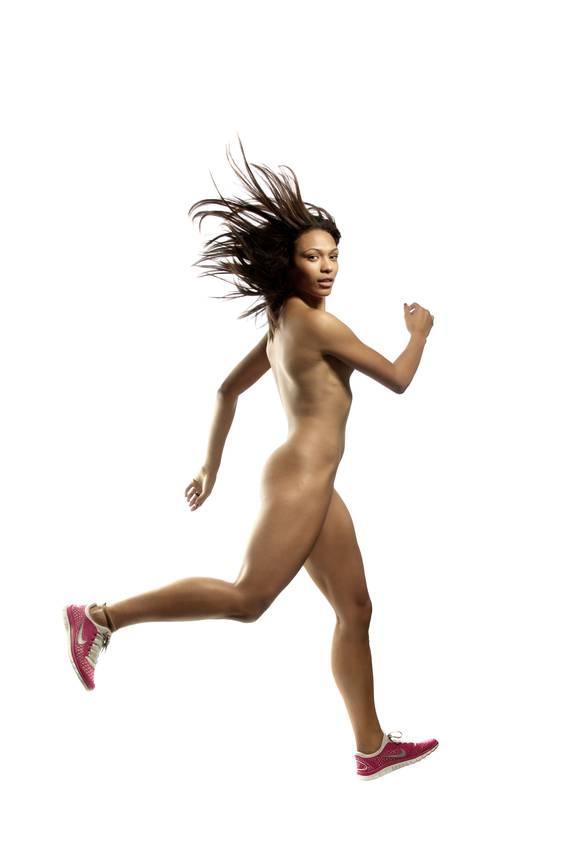Athletics naked Athletes From