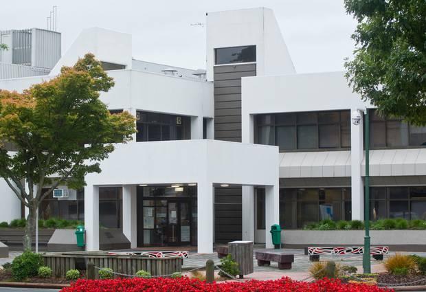 Rotorua courthouse. Photo / File