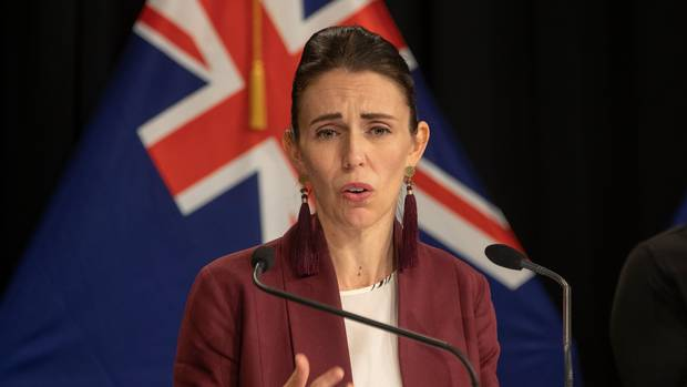 Prime Minister Jacinda Ardern says the change is about putting women's dignity at the centre of the discussion. Photo / Mark Mitchell