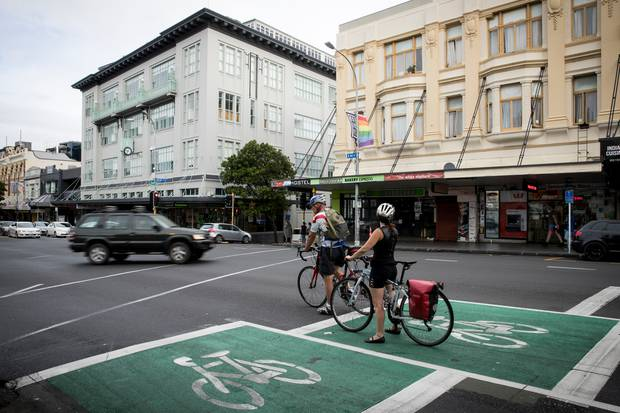Light rail could disrupt plans to upgrade Karangahape Rd with busways and cycleways.