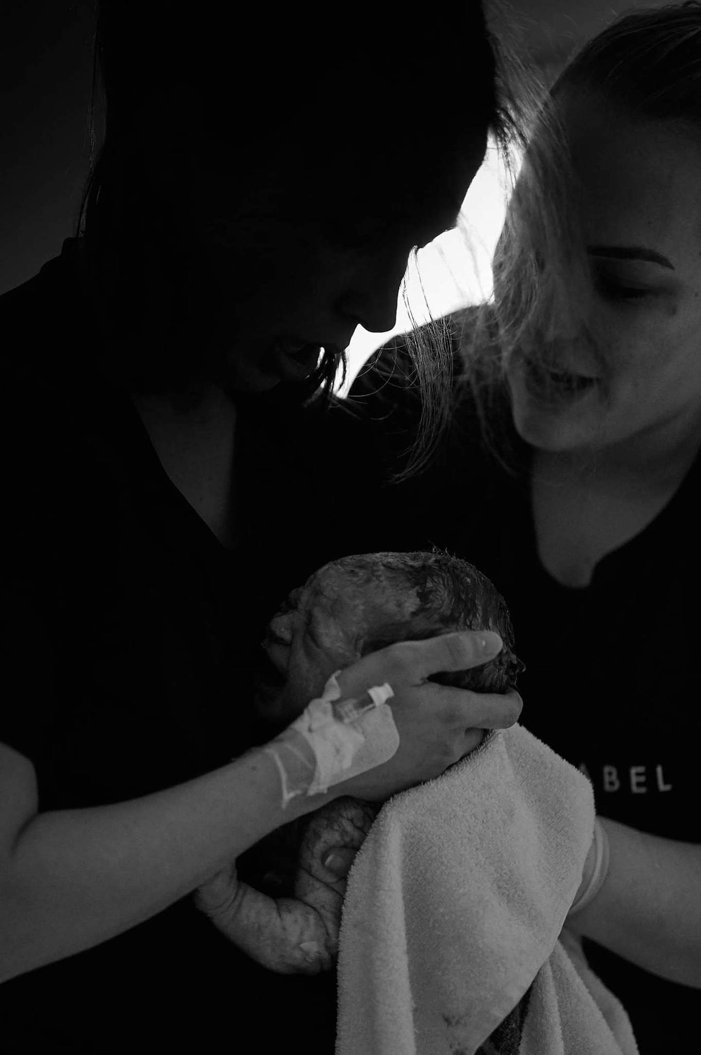 Midwives like Hawkey are on call 24/7 for Kiwi mums and their babies. Photo / Supplied